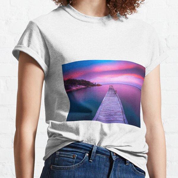 Freycinet National Park Sunrise Classic T-Shirt