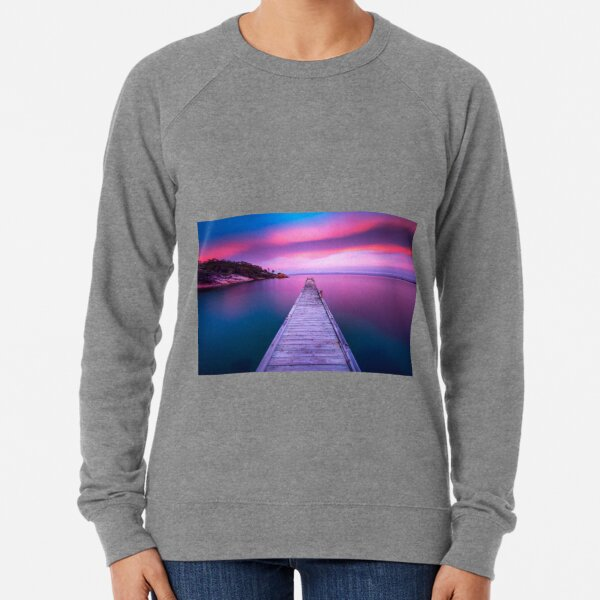 Freycinet National Park Sunrise Lightweight Sweatshirt