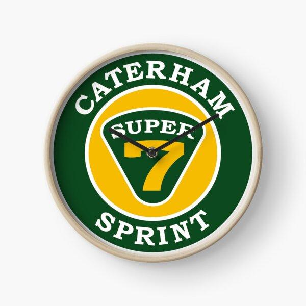 CATERHAM SUPER SEVEN Clock