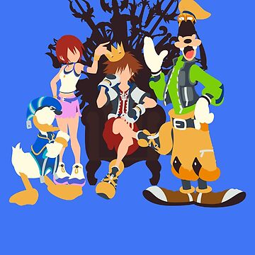 Kingdom Hearts by Krukmeister