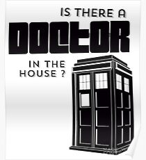 Is there a Doctor in the House ? Poster