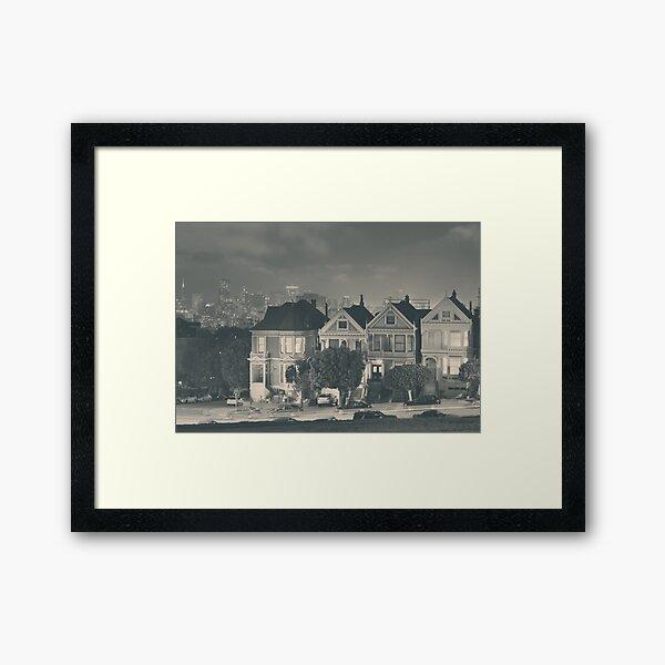 Evening Rendezvous Framed Art Print