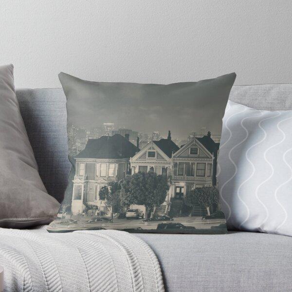 Evening Rendezvous Throw Pillow