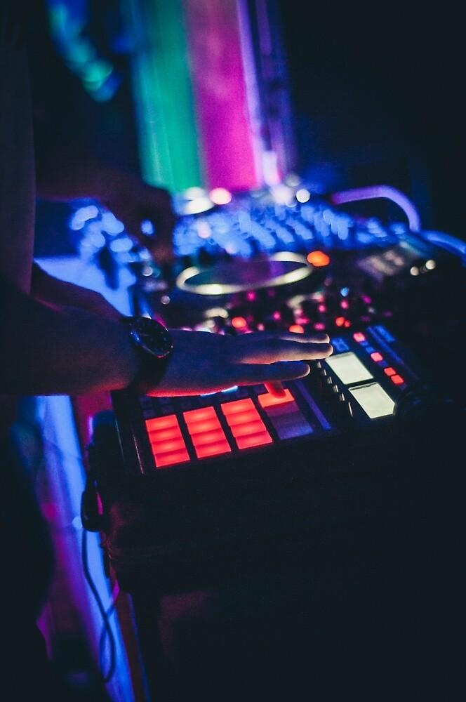 DJ by Zak Milofsky