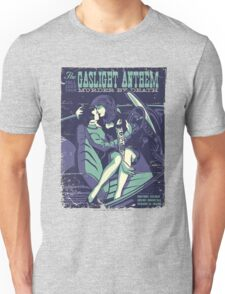 Gaslight Anthem and Murder by Death tour tee Unisex T-Shirt