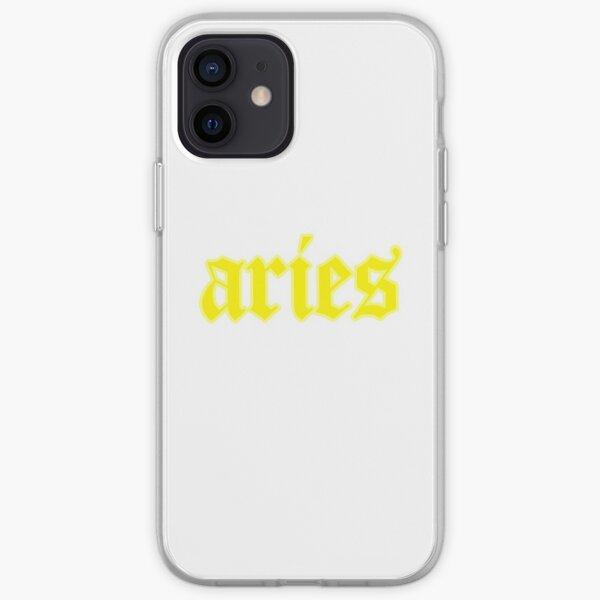 aries iPhone Soft Case