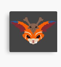Gnar LoL Canvas Print