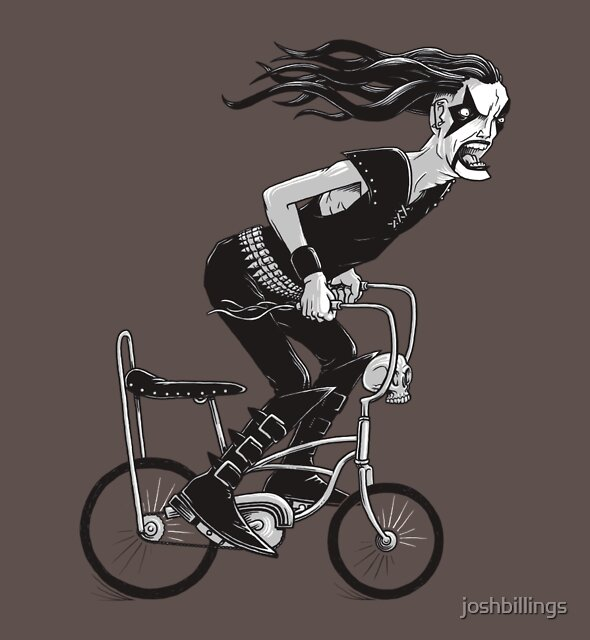 Metal to the Pedal by joshbillings