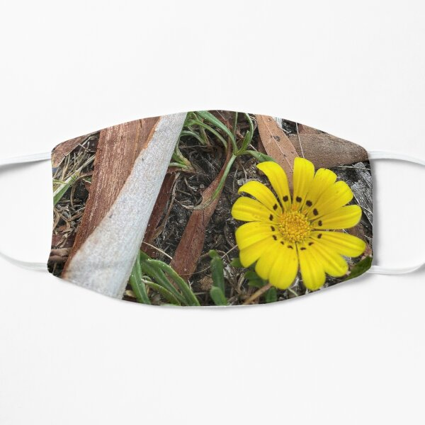 Forest floor. Flat Mask