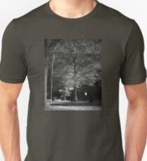 Mystical Tree - Infrared  Unisex T-Shirt