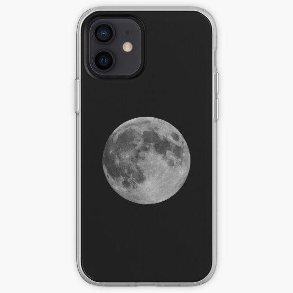 Mond iPhone Flexible Hülle