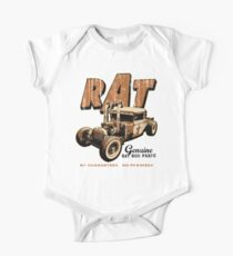 RAT - Pipes One Piece - Short Sleeve