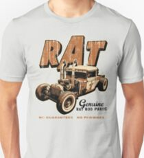 RAT - Pipes T-Shirt