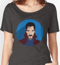 doctor strange fanmade Women's Relaxed Fit T-Shirt