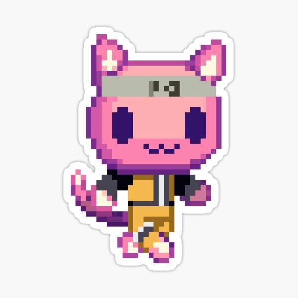 Ninja Oka Sticker
