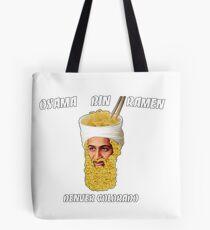 Osama Bin Ramen Tote Bag