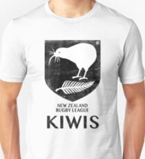New Zealand Rugby League - Kiwis Unisex T-Shirt