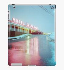 Rainy Motel Lights  iPad Case/Skin