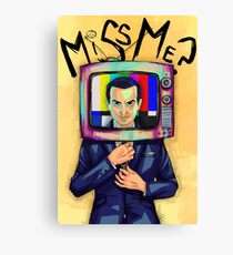 Moriarty - Miss me? Canvas Print