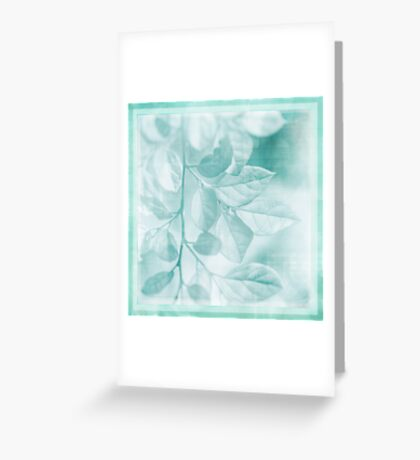 Garden I Greeting Card