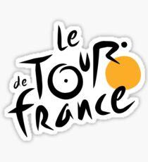 Tour De France 2016 Logo Sticker