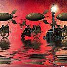 Steampunk by shalisa