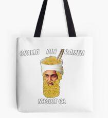 Osama Bin Ramen Noodle Co. Tote Bag