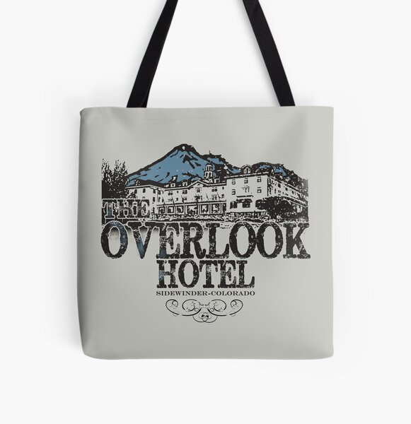 The OverLook Hotel All Over Print Tote Bag