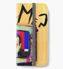 Moriarty - Miss me? iPhone Wallet/Case/Skin