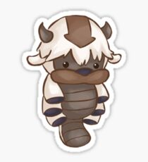 Appa Plushie  Sticker