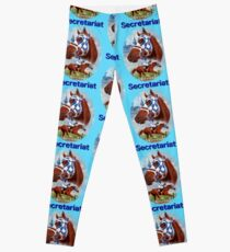Sekretariat Triple Crown Gewinner Leggings