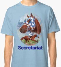 Secretariat Triple Crown Winner Classic T-Shirt