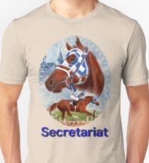 Secretariat Triple Crown Winner Unisex T-Shirt