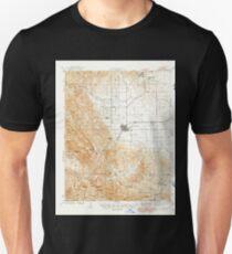 USGS TOPO Map California CA Coalinga 297124 1944 62500 geo T-Shirt