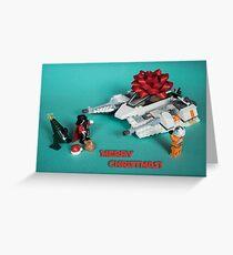 Every Good Rebel Pilot Deserves Favour Greeting Card