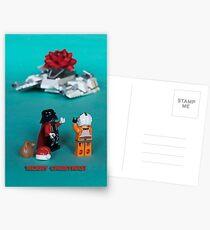 Christmas On Hoth Postcards