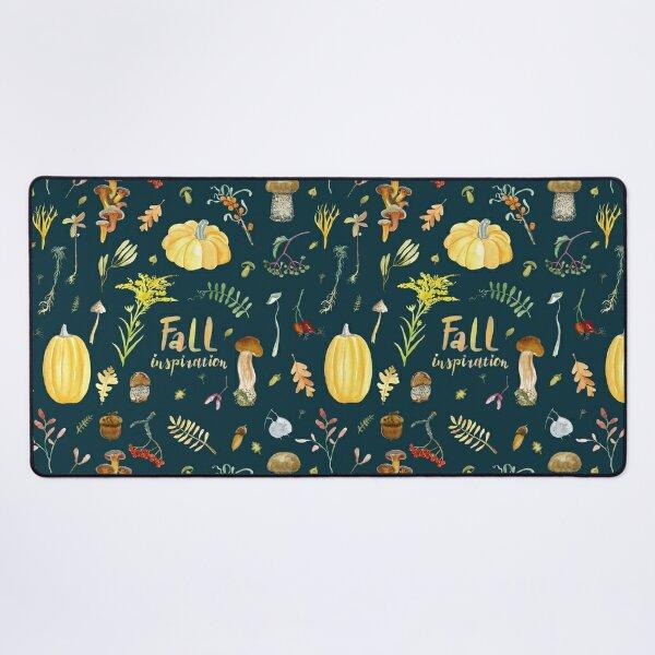 Fall Inspiration Desk Mat