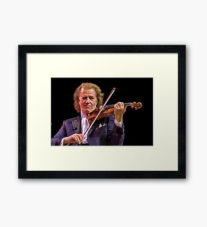 Andre Rieu - Music Maestro Framed Print