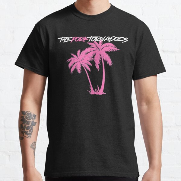 Palm Tree Tornadoes Classic T-Shirt