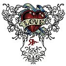 ROGUE TRUE LOVE by Rogueclothes