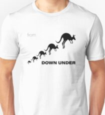 Kangaroos - From Down Under T-Shirt