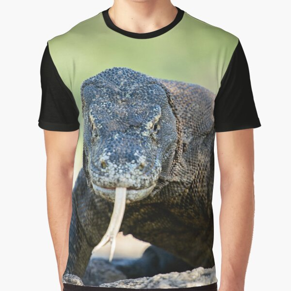 Komodo Dragon Graphic T-Shirt