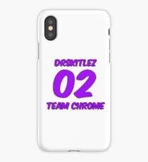DrSkitlez- Team Chrome Guild RotMG iPhone Case