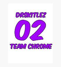 DrSkitlez- Team Chrome Guild RotMG Photographic Print