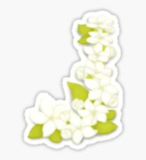 Sampaguita Sticker