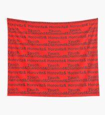 diamond horovitz yauch Wall Tapestry