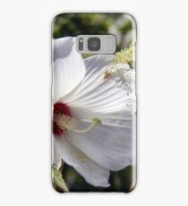 Hibiscus in its Glory Samsung Galaxy Case/Skin