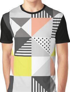 Scandinavian style colorful pattern  Graphic T-Shirt