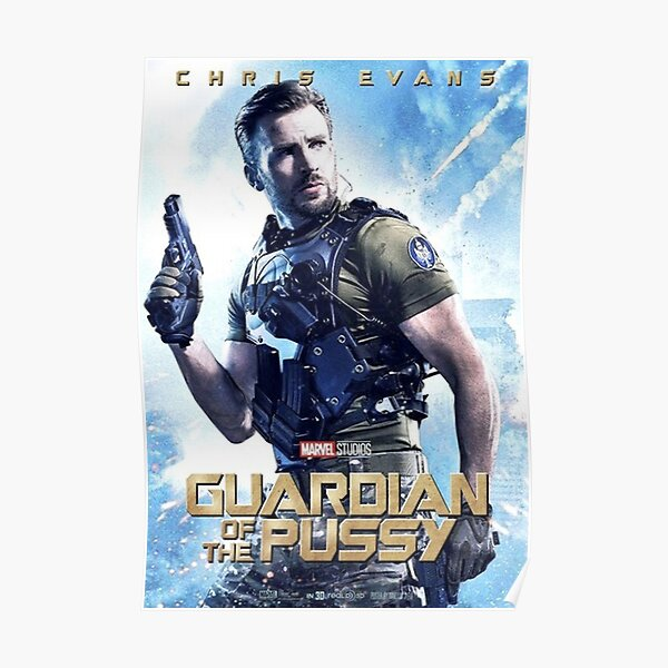 guardian of the pussy Poster
