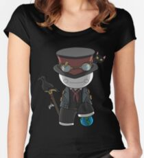 Cry Plays The World Women's Fitted Scoop T-Shirt
